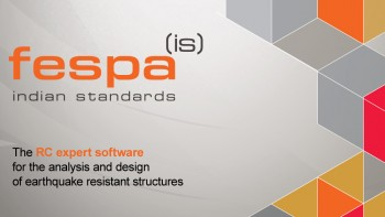 Fespa IS structural software, implements indian standards