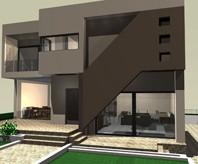 Εξοχική μονοκατοικία στο Φανάρι Κομοτηνής<br> Kontaridis Art Design
