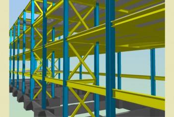 3D απεικόνιση μεταλλικών κατασκευών από το Fespa