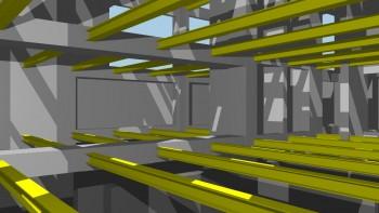 Fespa για μεταλλικές κατασκευές – Λεπτομέρεια 3D