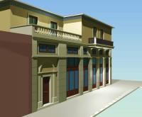 Αποκατάσταση διατηρητέου κτιρίου στη συνοικία