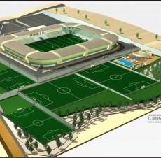 Αθλητικό κέντρο ΑΕΛ-ΑΡΗ Λεμεσού