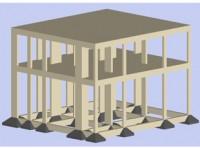 Αποτίμηση και ενίσχυση υφιστάμενης κατασκευής με ανελαστική στατική ανάλυση κατά ΚΑΝ.ΕΠΕ.