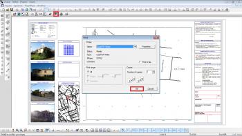 <b>Εικόνα 3:</b> Ενεργοποίηση της εντολής «Σχεδίαση»